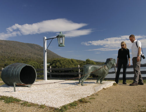 Eagle Hawk Neck – Dog Line : Tourism Tasmania & Nick Osborne