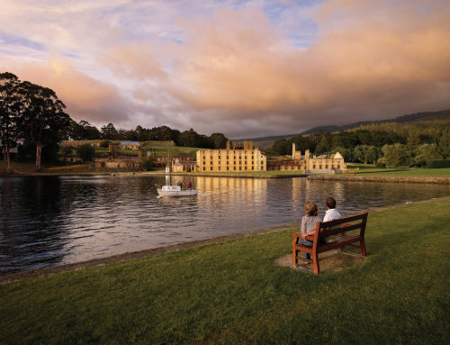 Port Arthur historic site : Tourism Tasmania & Stuart Crossett