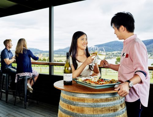 Bangor Vineyard Shed : Tourism Tasmania